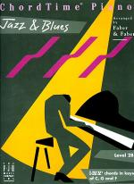 ChordTime® Jazz & Blues Sheet Music