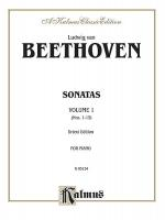 Sonatas (Urtext), Volume 1 Sheet Music