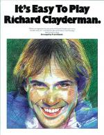 It's Easy To Play Richard Clayderman Book 1 Sheet Music