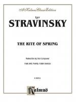 Rite of Spring Sheet Music