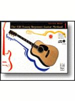 The FJH Young Beginner Guitar Method, Lesson Book 1 Sheet Music