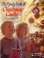 The Family Book Of Christmas Carols Sheet Music