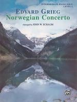 Norwegian Concerto Sheet Music