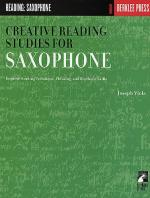 Creative Reading Studies For Saxophone Sheet Music