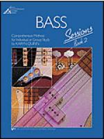 Bass Sessions-Book 2 with CD Sheet Music