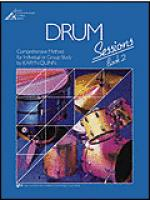 Drum Sessions-Book 2 with CD Sheet Music