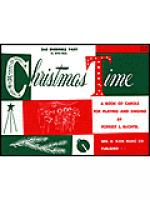 Christmas Time-2nd Ensemble Bb Clarinet/Cornet Book Sheet Music