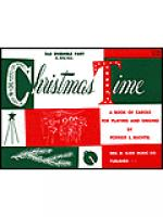 Christmas Time-2nd Ensemble Eb Sax Book Sheet Music