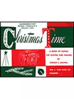 Christmas Time-3rd Ensemble B.C. Book Sheet Music