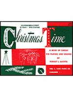 Christmas Time-3rd Ensemble Alto Book Sheet Music