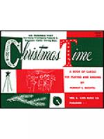 Christmas Time-4th Ensemble B.C. Book Sheet Music