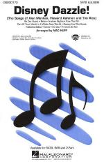 Disney Dazzle! (SATB) Sheet Music