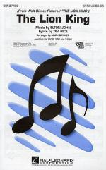 The Lion King (Medley) - SATB Sheet Music