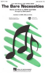 The Bare Necessities (SAB) Sheet Music