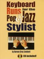 Keyboard Runs for the Pop & Jazz Stylist Sheet Music