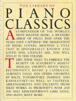 The Library Of Piano Classics Sheet Music