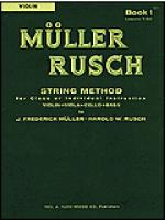 Muller-Rusch String Method Book 1-Violin Sheet Music