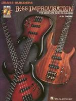 Bass Improvisation: Bass Builders Sheet Music