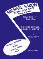 Michael Aaron Piano Course (Curso Para Piano), Book 1 Sheet Music