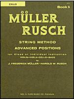 Muller-Rusch String Method Book 5-Cello Sheet Music