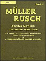 Muller-Rusch String Method Book 5-Viola Sheet Music