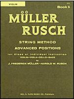 Muller-Rusch String Method Book 5-Violin Sheet Music