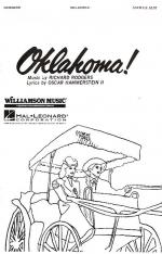 Oklahoma! Selection (Warnick) SATB/Piano Sheet Music