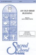 An Old Irish Blessing Sheet Music
