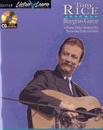 Tony Rice Teaches Bluegrass Guitar Sheet Music