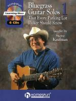 Bluegrass Guitar Solos 1 Sheet Music