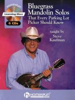 Bluegrass Mandolin Solos that Every Parking Lot Picker Should Know Sheet Music