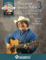 Steve Kauffman: Bluegrass Guitar Solos Series 3 Sheet Music