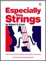 Especially For Strings-Cello Sheet Music