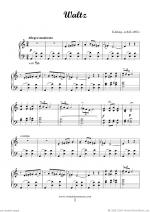Easy Classical Pieces (coll.3) Sheet Music