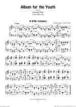 Album for the Youth II Sheet Music