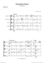 Amazing Grace (f.score) Sheet Music