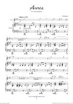 Aurea Sheet Music