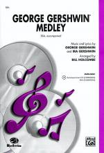 George Gershwin Medley Sheet Music