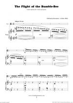 The Flight of the Bumblebee Sheet Music