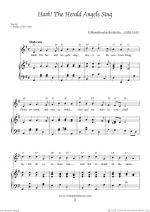 Christmas Sheet Music and Carols to download for piano, voice or other instruments Sheet Music