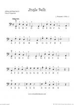 Christmas Sheet Music and Carols to download for cello solo Sheet Music
