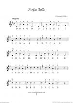 Christmas Sheet Music and Carols to download for violin solo Sheet Music