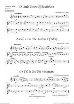 Christmas Sheet Music and Carols to download for brass trio Sheet Music