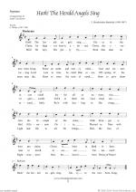 Christmas Sheet Music and Carols to download for choir and piano Sheet Music