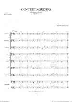 "Concerto Grosso Op.6 No.8 - ""Christmas"" (f.score) Sheet Music"