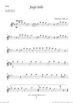 Christmas Sheet Music and Carols to download for flute, violin & cello Sheet Music