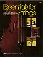 Essentials For Strings-Cello Sheet Music