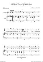 Christmas Sheet Music and Carols to download for alto saxophone & piano Sheet Music
