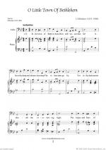 Christmas Sheet Music and Carols to download for cello & piano Sheet Music