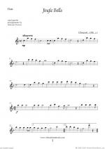 Christmas Sheet Music and Carols to download for wind quartet Sheet Music